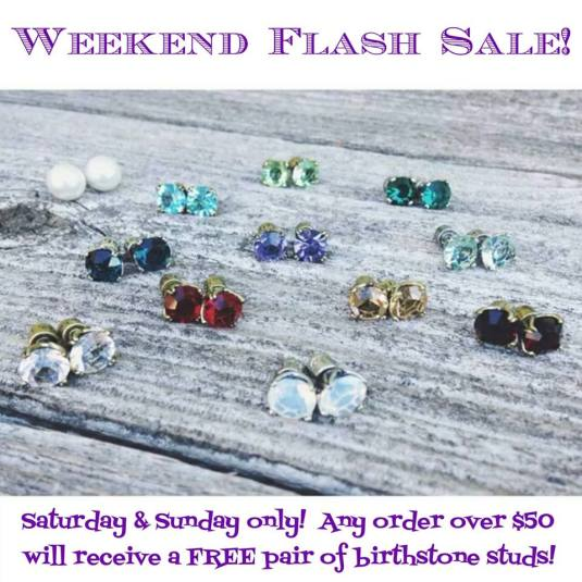 Flash Sale Earrings