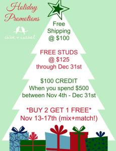 Holiday Offer - Tree