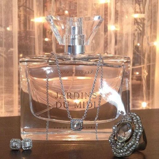 Perfume + Jewelry Set