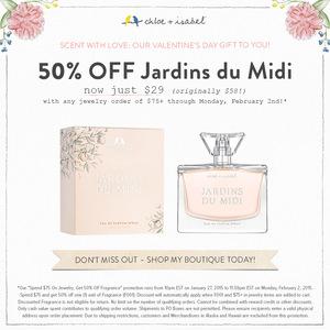 Perfume on Sale